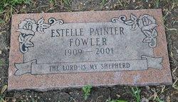 Estelle <I>Painter</I> Fowler