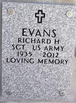 Richard Hughes Evans