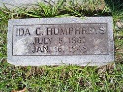 Ida <I>Covington</I> Humphreys