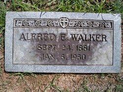 Alfred E Walker