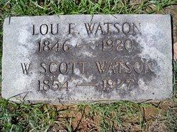 Winfred Scott Watson