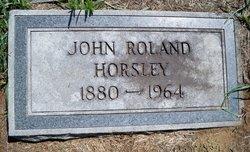 John Roland Horsley