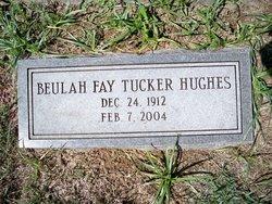 Beulah Fay <I>Tucker</I> Hughes