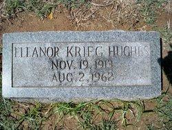 Eleanor <I>Krieg</I> Hughes
