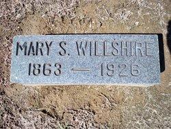 Mary S Willshire