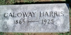 Caloway Harris