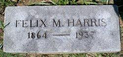 Felix M Harris