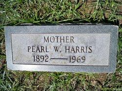 Pearl W Harris