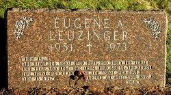 Eugene A Leuzinger