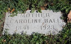 Caroline Ball