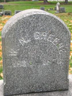 Walter N. Greene