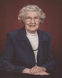 Edith Harrison <I>Harrison</I> Dowell