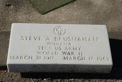 Steve A Brusnahan
