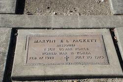 Marvin E L Packett