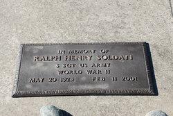 Ralph Henry Soldati