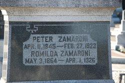 Peter Zamaroni