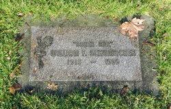 William Frederick Schumacher, Jr