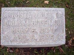 Augusta V Goodmon