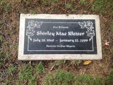 Shirley Mae Kleiser