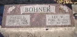 Phylis E Bohner