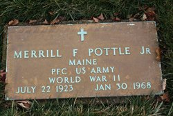 Merrill F Pottle, Jr