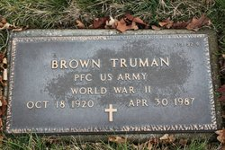Brown Truman