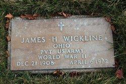 James Herbert Wickline