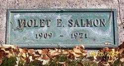 Violet E Salmon