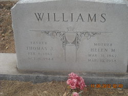 Thomas Jefferson Williams