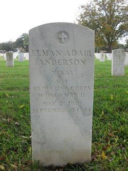 Elman Adair Anderson