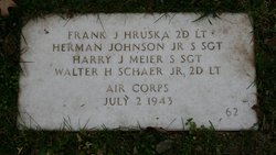 SSGT Harry J Meier