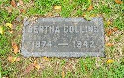 Bertha Marrion <I>Muskgave</I> Collins
