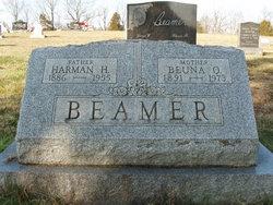 Beuna Odelle <I>Taughinbaugh</I> Beamer