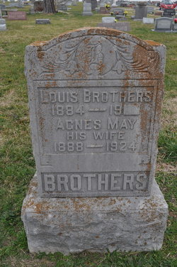 Agnes May <I>Pritchett</I> Brothers