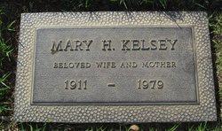Mary Helen <I>Snyder</I> Kelsey