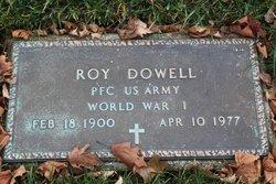 Roy Dowell