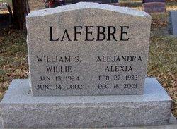 """Alejandra """"Alexia"""" <I>Urrutia</I> Lafebre"""