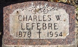 Charles W Lefebre