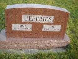 Edward Jeffries