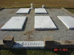 Mary <I>Strickland</I> Redman