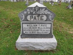 William Taylor Pate