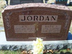 Alfred Young Jordan