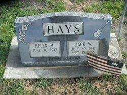 Helen Mae <I>Mathis</I> Hays