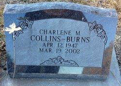 Charlene M <I>Eubanks</I> Burns