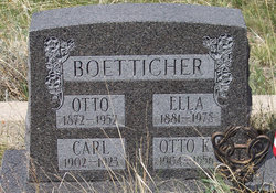 Carl H Boetticher