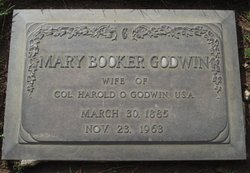 Mary Booker Godwin