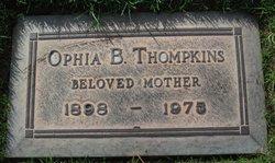 Ophelia Bernice Thompkins