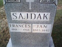"Jan ""John"" Sajdak, Sr"