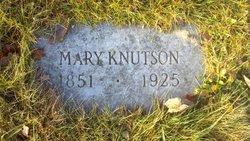 Mary Anne <I>Weborg</I> Knutson