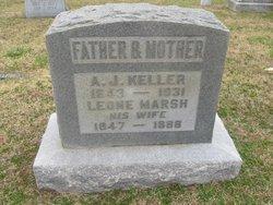 "Nancy Leone ""Nannie"" <I>Marsh</I> Keller"